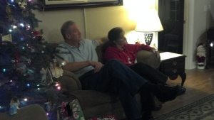 Mom and Dad Christmas
