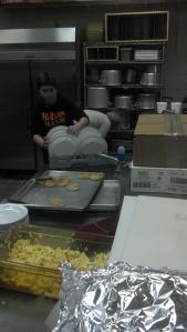 ROP working in kitchen 2