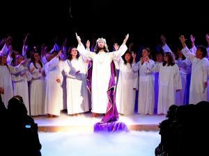 Jesus-Heaven