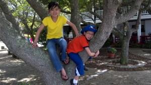 Clara and Andrew
