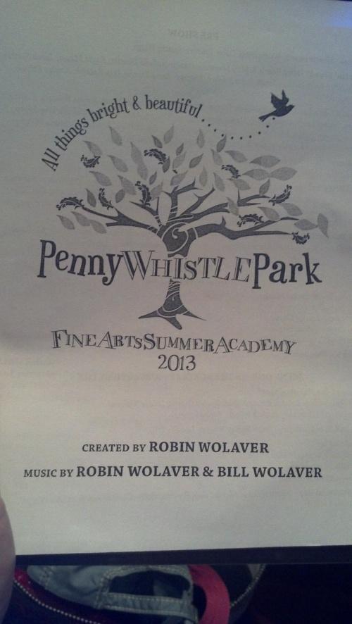 Pennywhistle Park