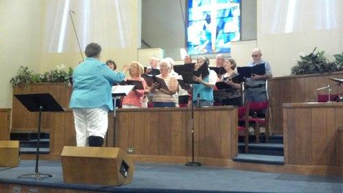 Enon choir
