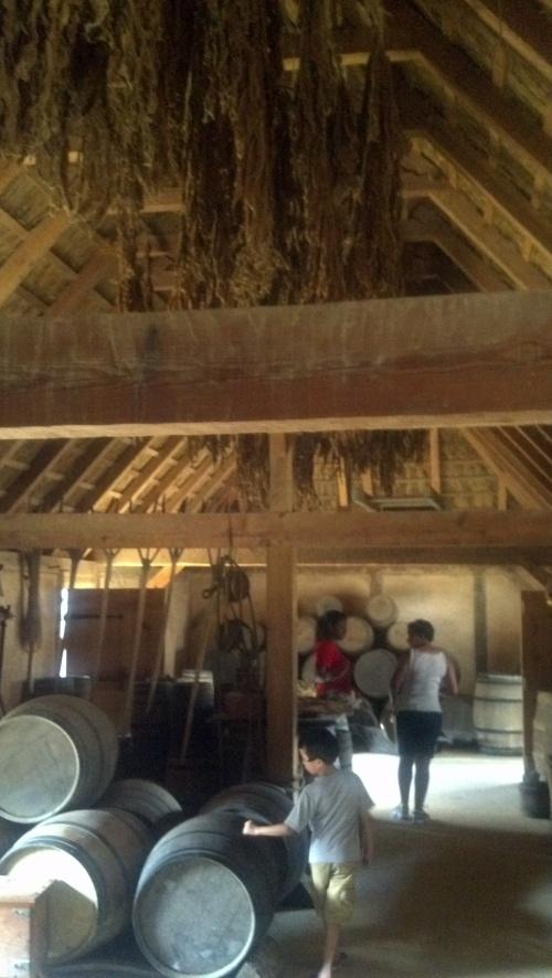 Jamestown Storehouse