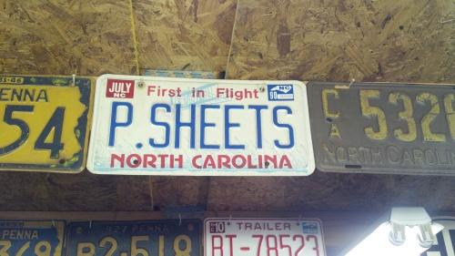 P Sheets