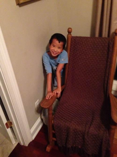 Andrew hide and seek 2