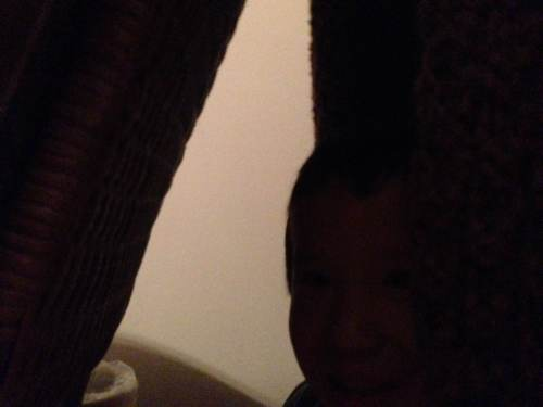 Andrew hide and seek