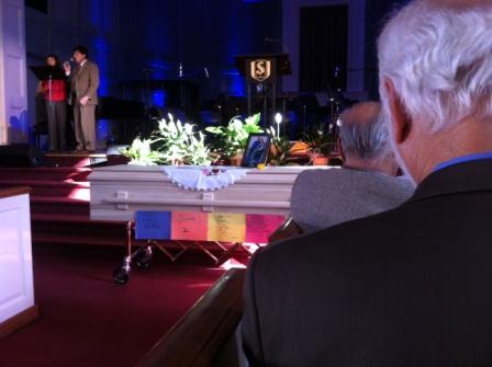 becky black memorial service