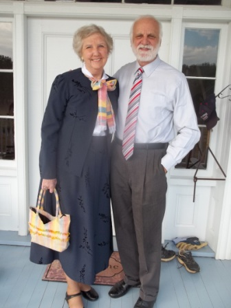 Dave and Becky Lynn Black