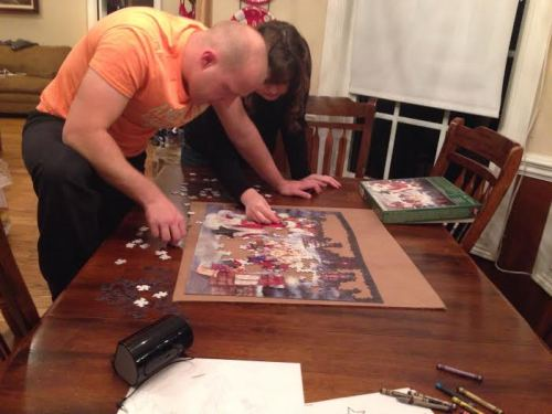 Josh and katy puzzle