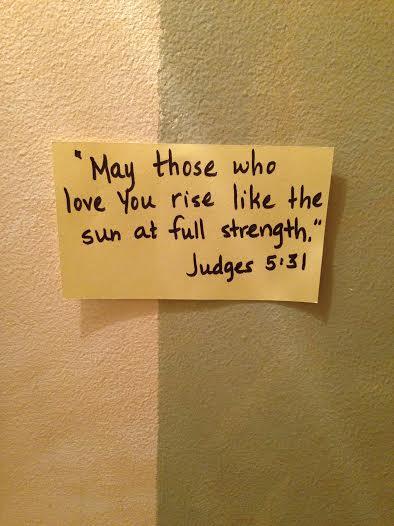 Judges 5-31