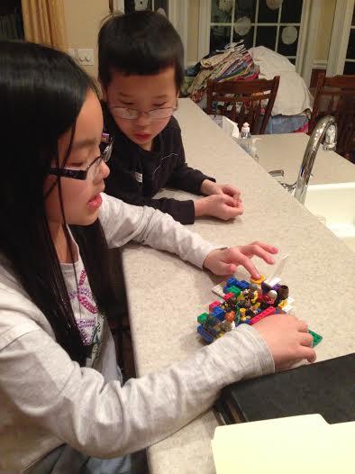 Lego-together