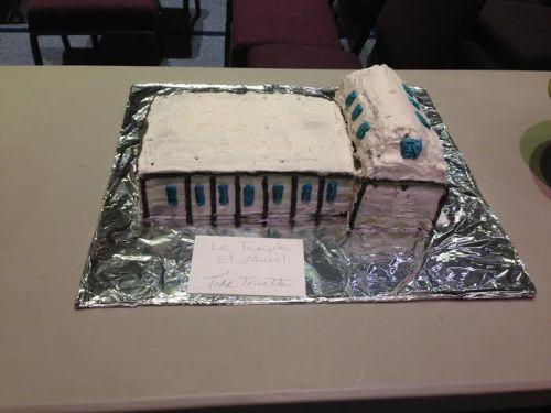 Temple cake