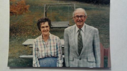 Frank and Clara
