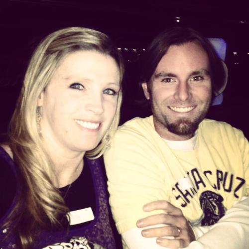 Brad and Michele