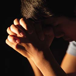 person_praying
