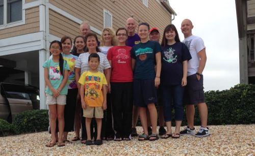 Family-Beach 2014
