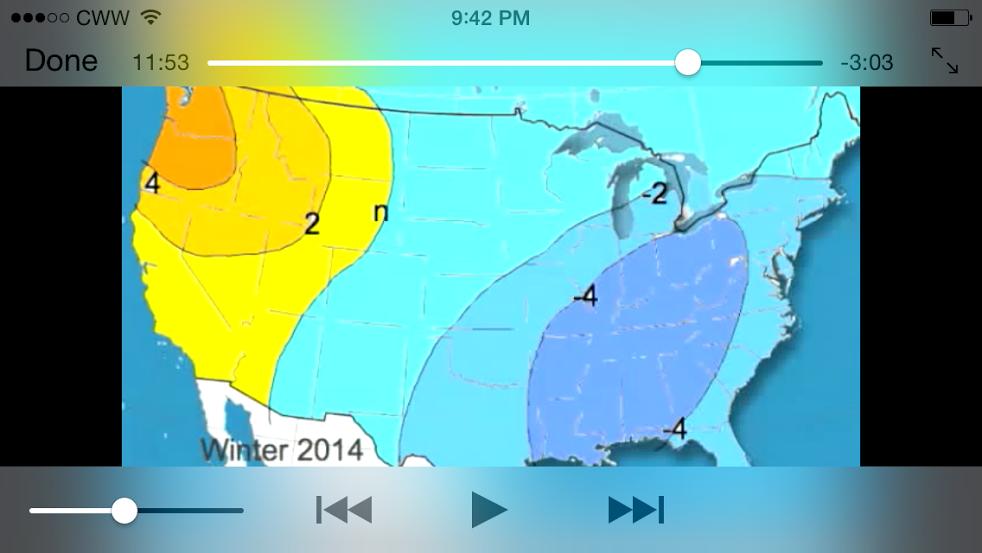 2014 2015 Winter Snow Predictions