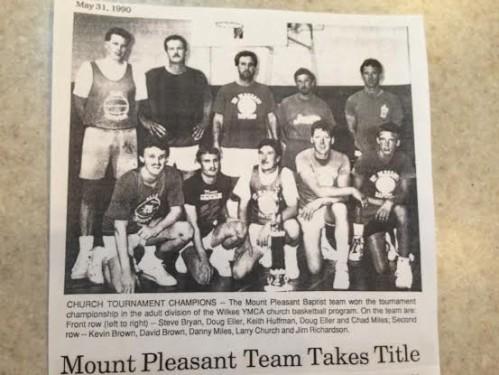 Mt Pleasant Championship