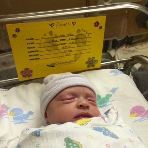 Charlotte Rose-Birth