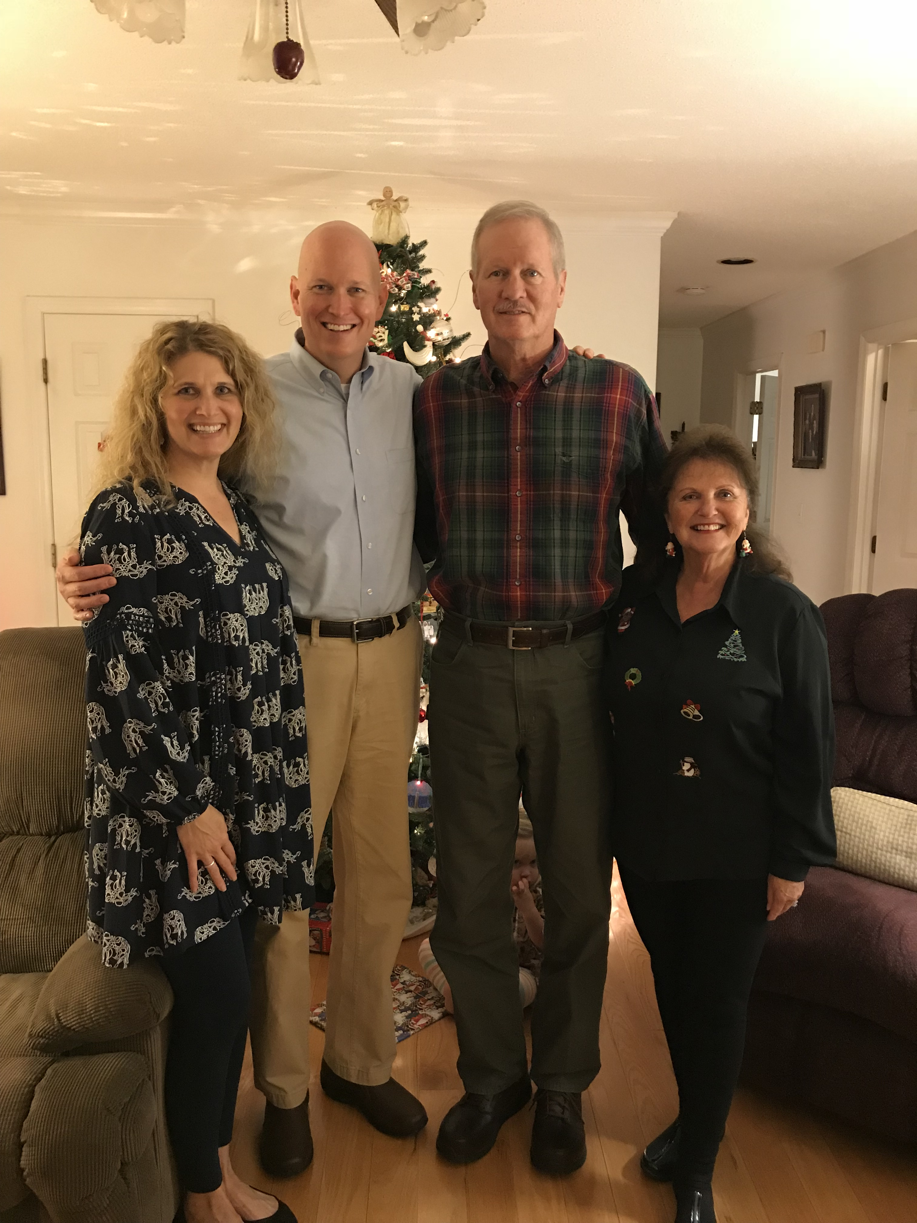 A Mom and a Dad,' And 'Changed Lives' | D Kevin Brown's Blog