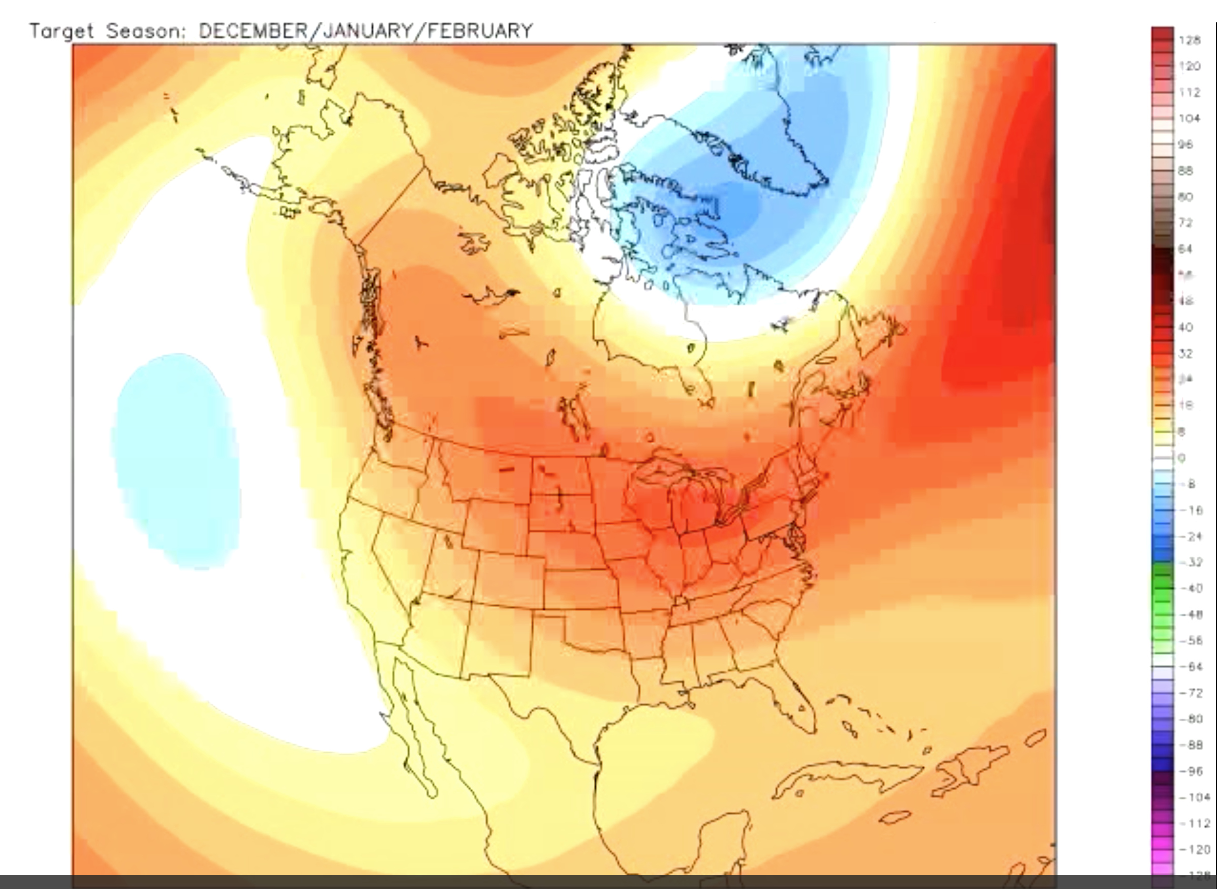 Early Winter Forecast 2018-19 | D Kevin Brown's Blog